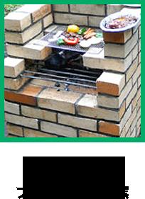 バーベキュー炉 ブランコ、ピザ窯